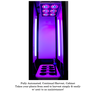 Image of SuperLocker 3.0 Hydroponic Grow Cabinet with KIND L300 LED