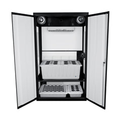 SuperCloset SuperNova Grow Cabinet Kit with KIND L600 LED Grow Light