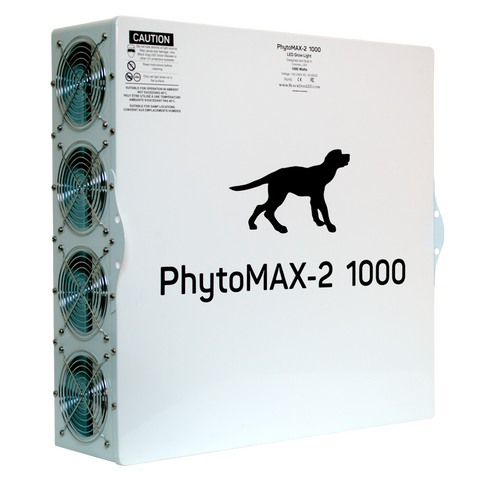 Black Dog PHYTOMAX-2 1000 LED GROW LIGHTS