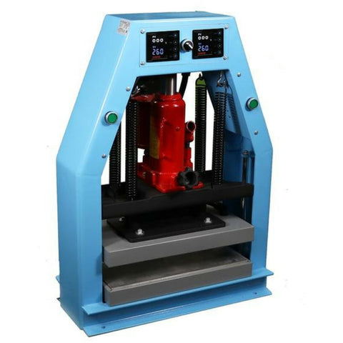 "Bubble Magic 8"" x 16"" Hydraulic Heat Press (12 Ton)"