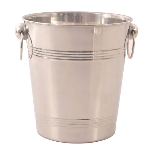 RIBBED CHAMPAGNE BUCKET