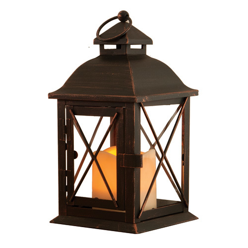 Smart Design-Aversa LED Candle Lantern