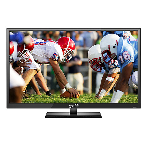 "Supersonic-32"" LED HDTV with USB and HDMI"