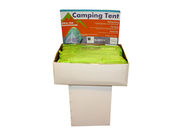 Backpacking Tent Display