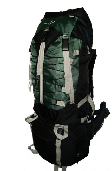 7000ci Internal Frame Camping Hiking Backpack Trav Case Pack 6