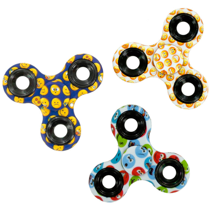 Emote Fidget Spinner Case Pack 44