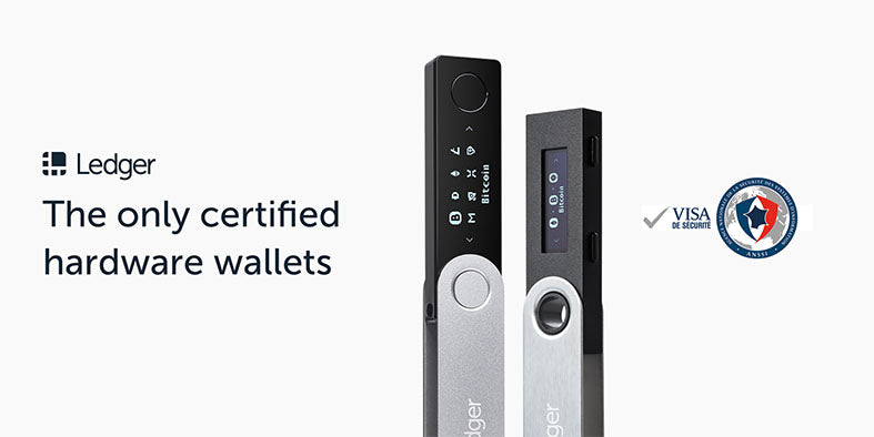 Why choose Ledger hardware wallets?