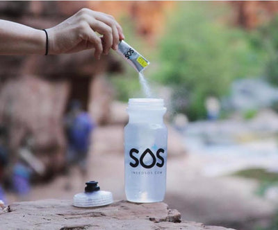 How To Use SOS.  Is It Safe For Children And The Elderly?