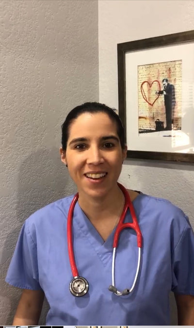 SOS Co-Founder Dr. Blanca Shares Her Update on COVID-19
