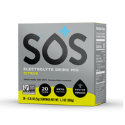 SOS Electrolyte Powder Sticks - 20 CT