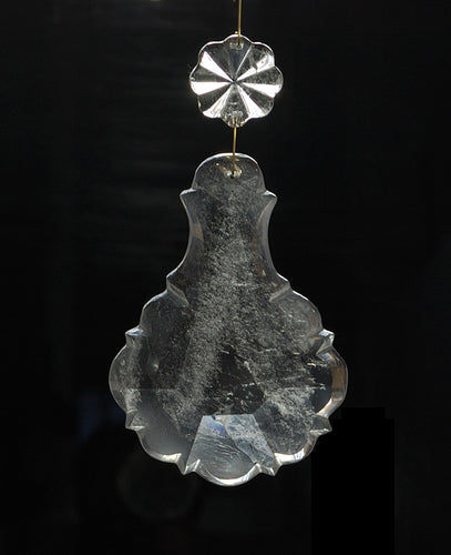 Rock Crystal Pendant French Pendalogue