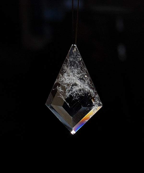 Rock Crystal Chandelier Pendant Kite