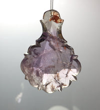 Amethyst Chandelier Pendant French Pendalogue