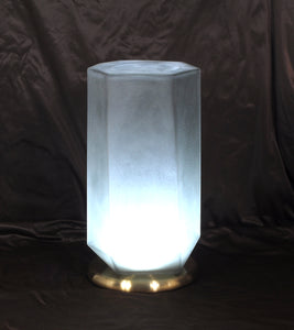 Art Glass LED Lamp Geometry
