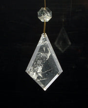 Rock Crystal Chandelier Pendant Part Octagon