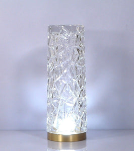 Art Glass LED Lamp Icicle