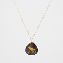 Jay McLean Jaybird Necklace