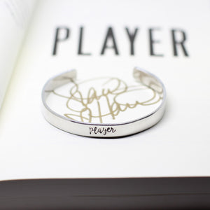Player RLC Staci Hart Cuff Bracelet