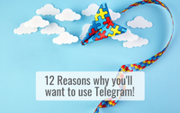 12 Reasons why you might want to be using Telegram!