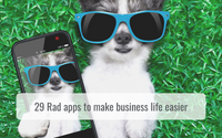 29 rad smartphone apps to make business life easier