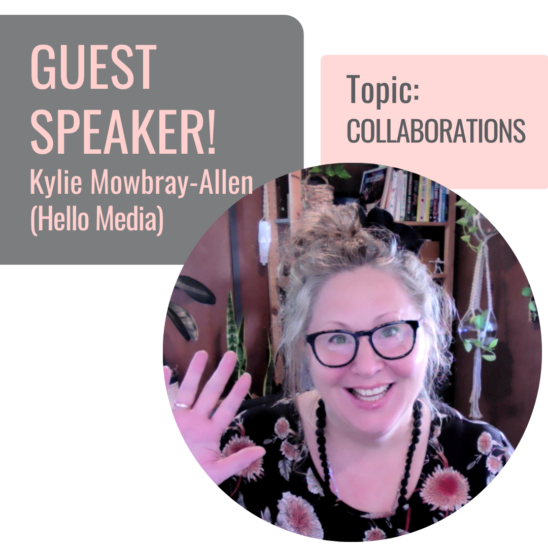 kylie mowbray-allen women supporting women in business collaboration april meetup