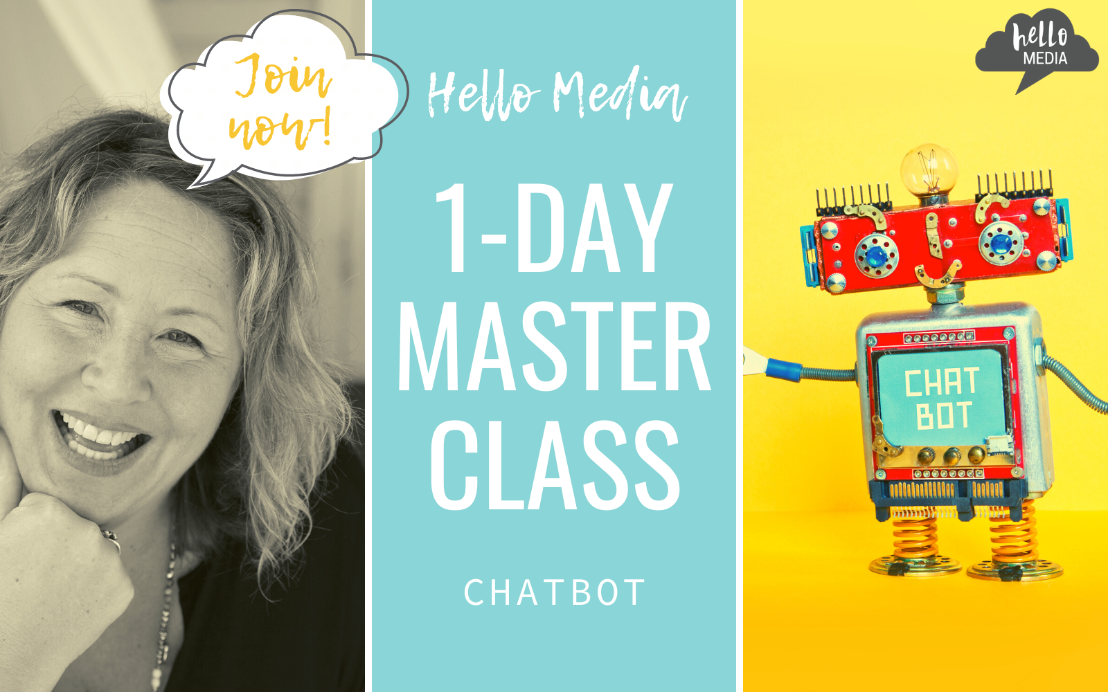 chatbot masterclass workshop how to set up manychat