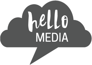 hello media logo business coaching