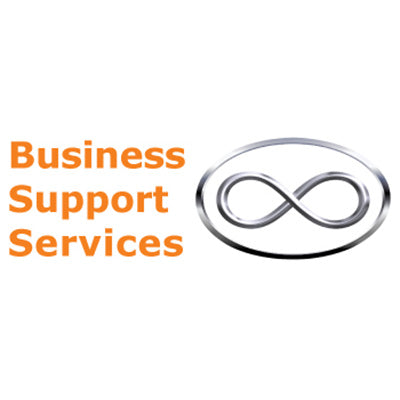 #clientlove Hello Media worked with client business support services branding