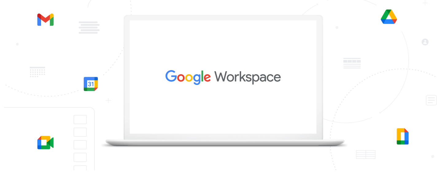google workspace logo replacing g suite officially