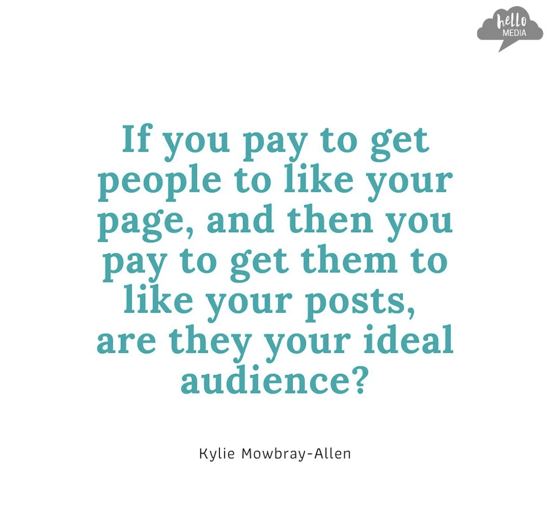 hello media quote kylie mowbray allen digital marketing facebook marketing