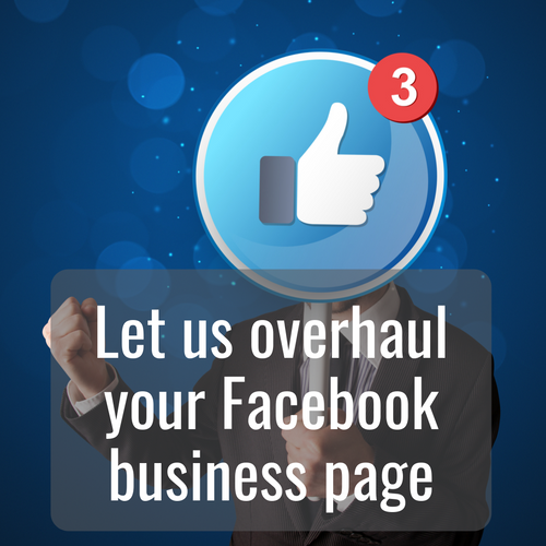 Facebook Business Page overhaul & revamp