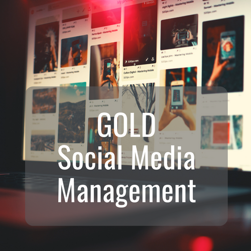 GOLD Social Media Management