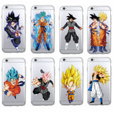 Dragon Ball Z/Super Limited Edition Phone Cases