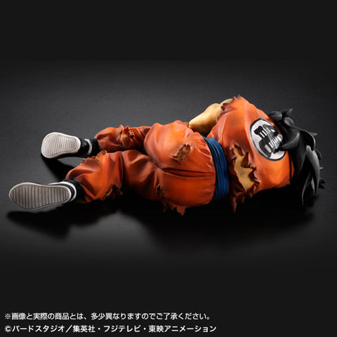 Funny Dead Yamcha Action Figure!