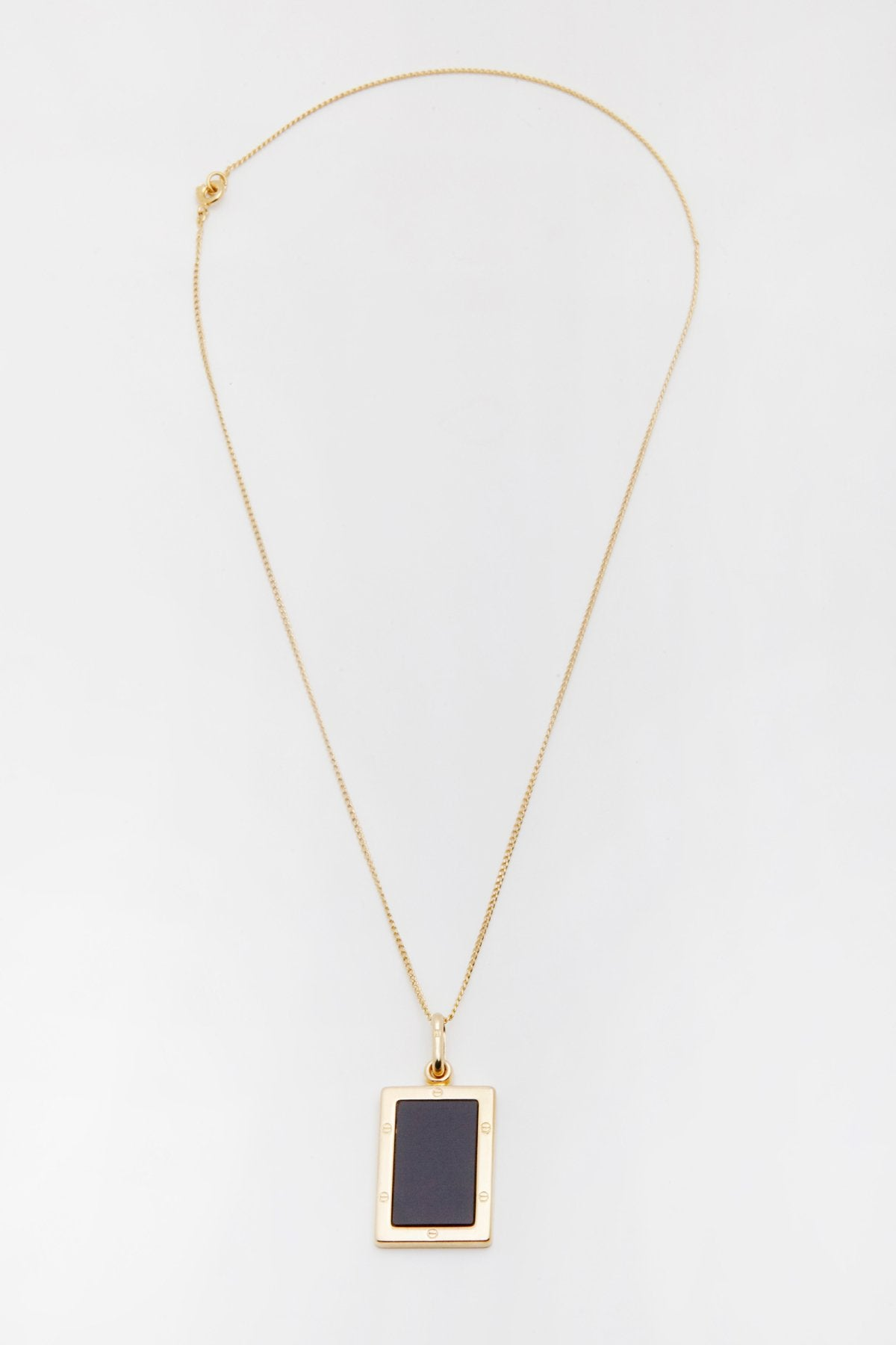 Signet Necklace