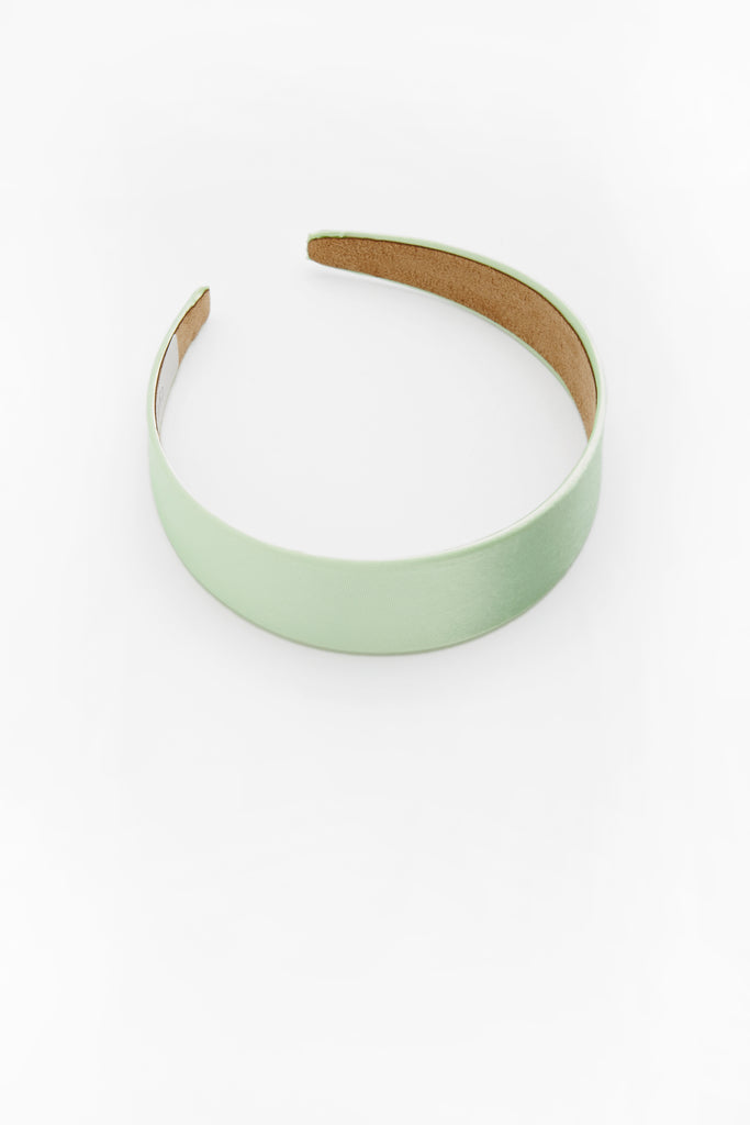 Nina Headband Light Green