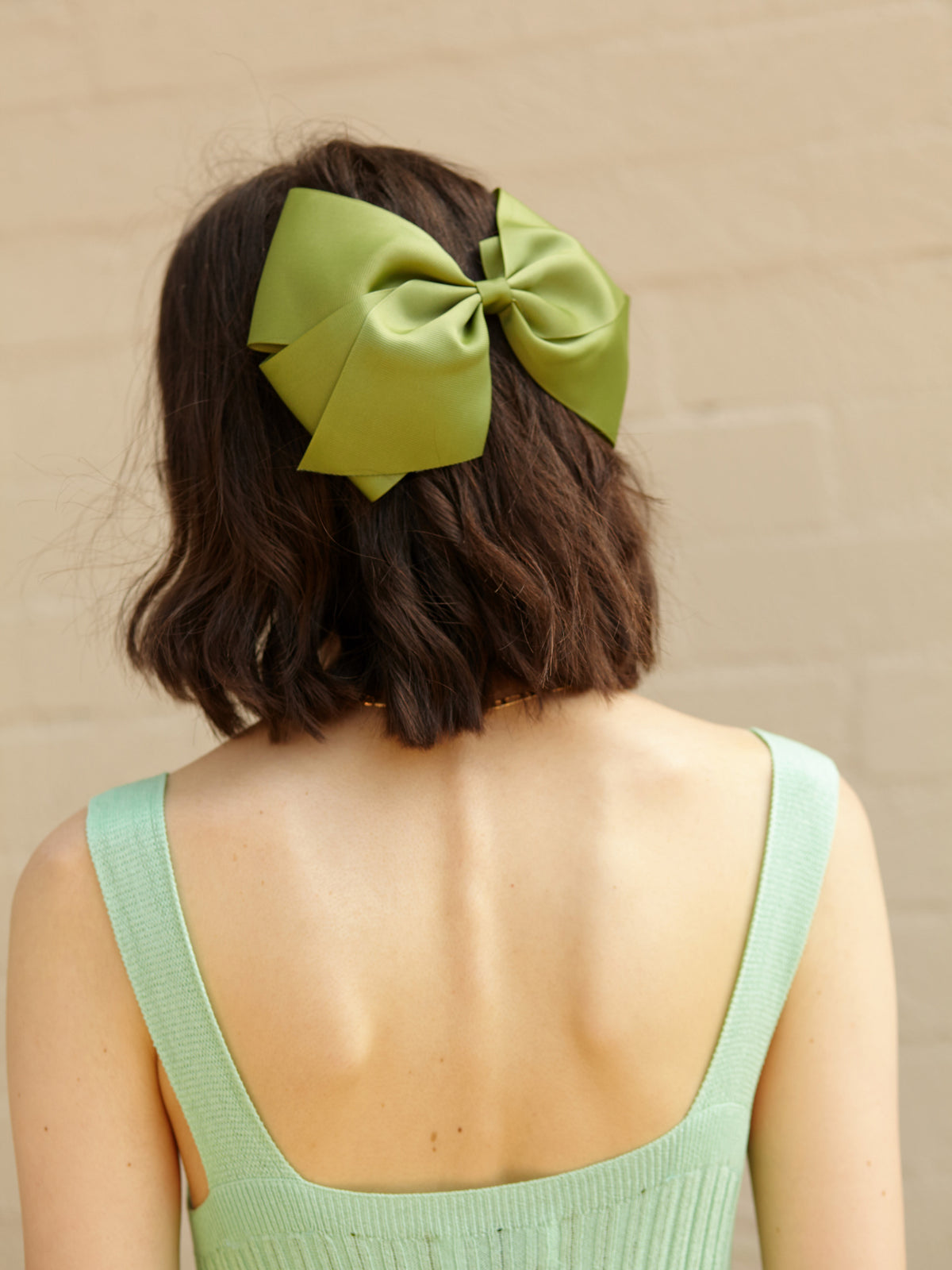 Thora Clip Green