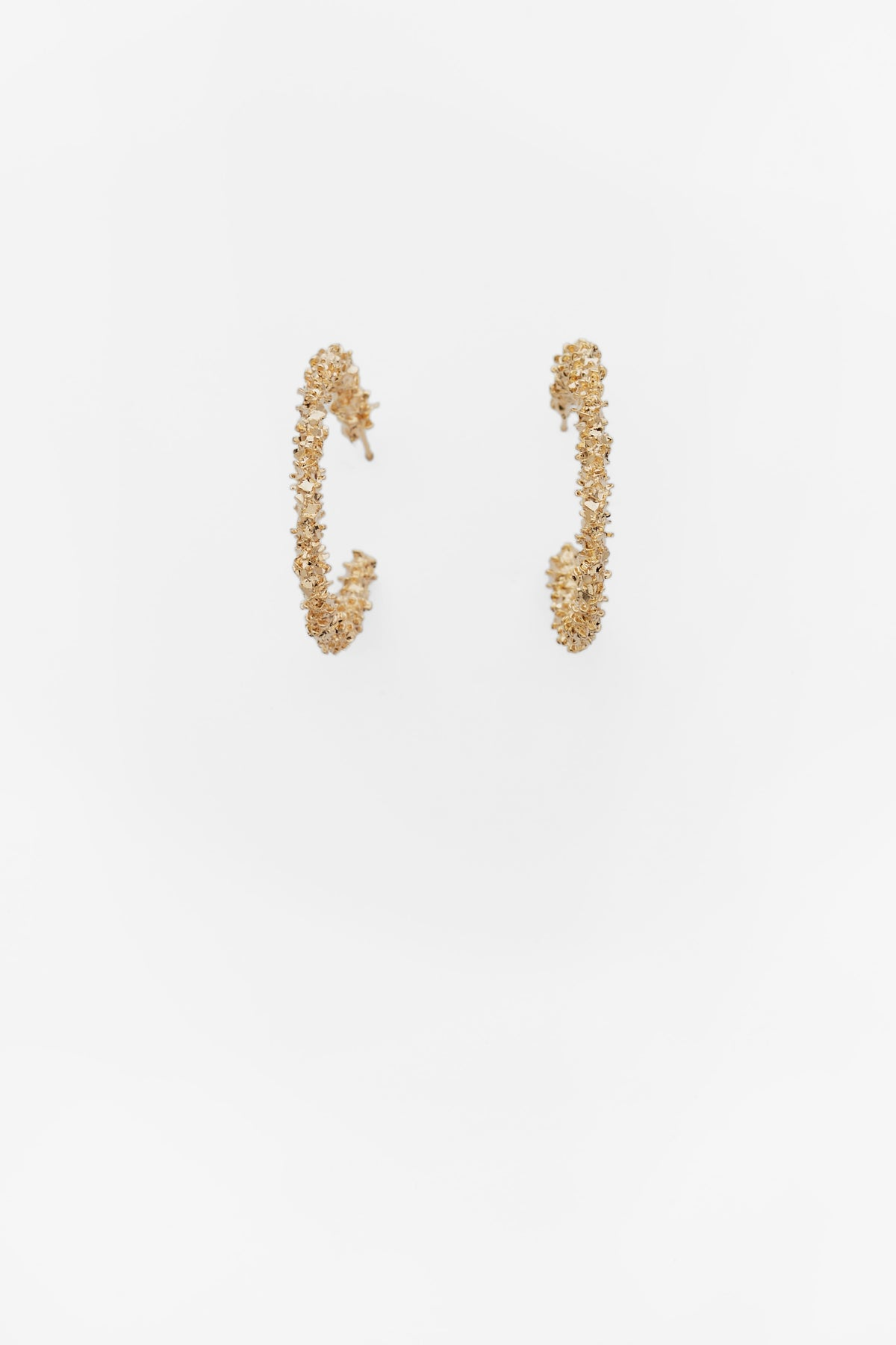 Sedimentary Earrings