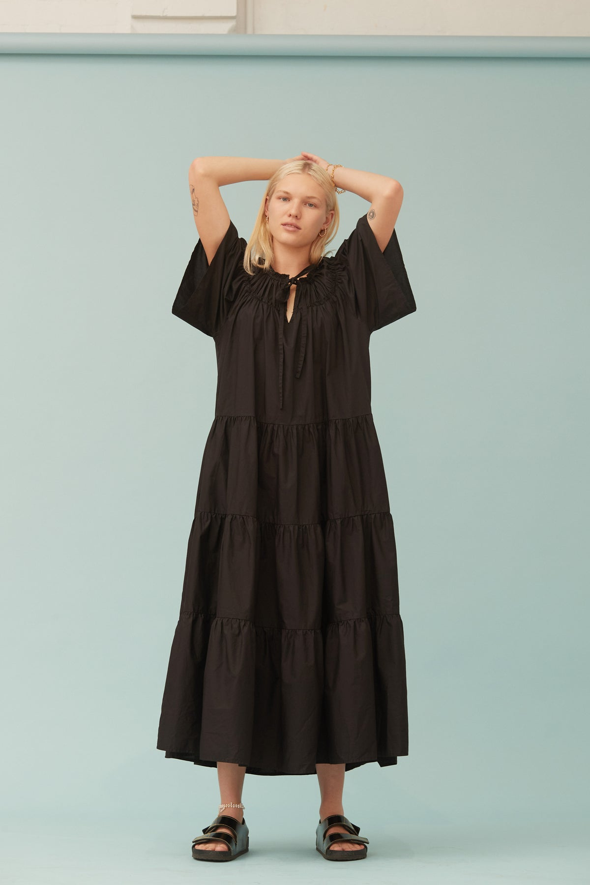 Sally Dress in Black