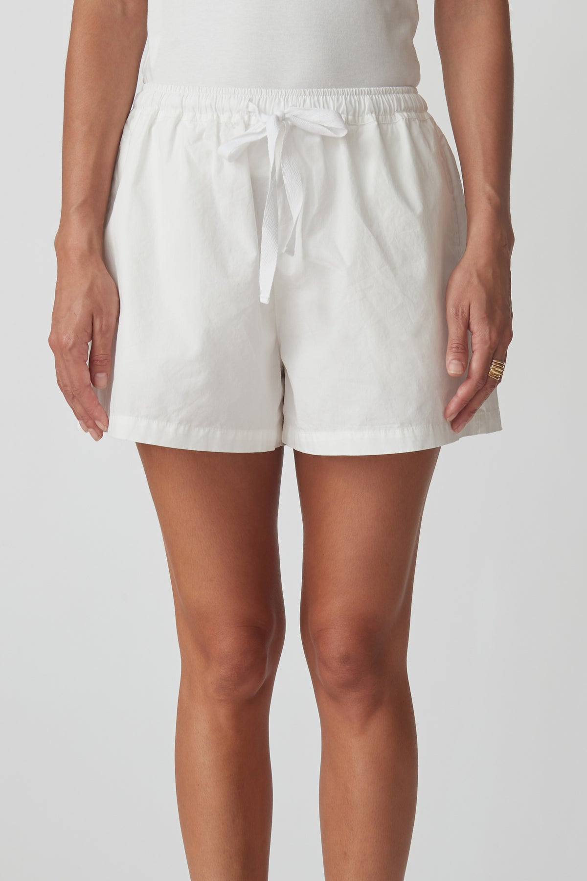 Kate Shorts in White