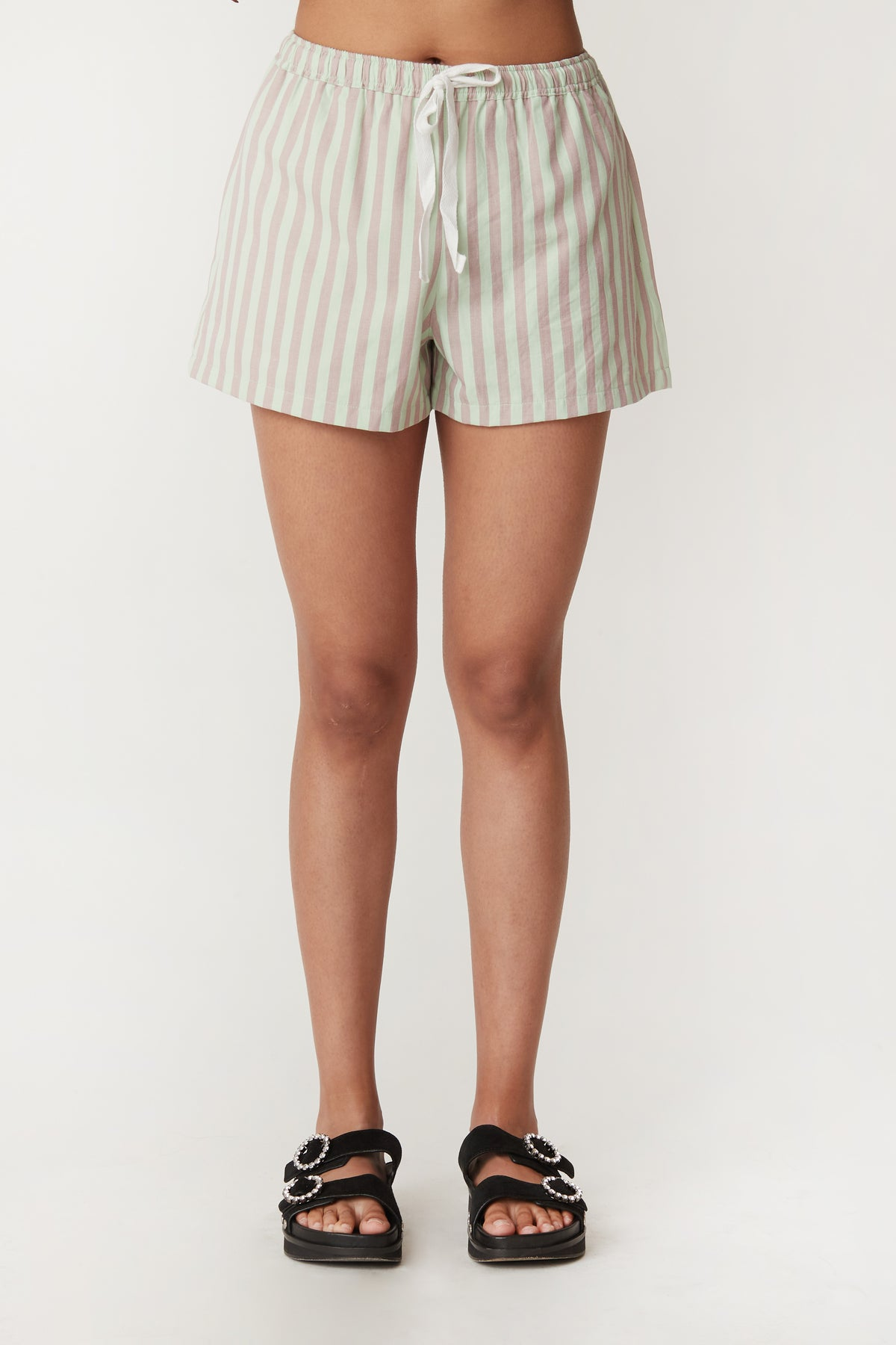 Tina Shorts Green
