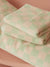 Small Check Towel Set Mint PRE-ORDER