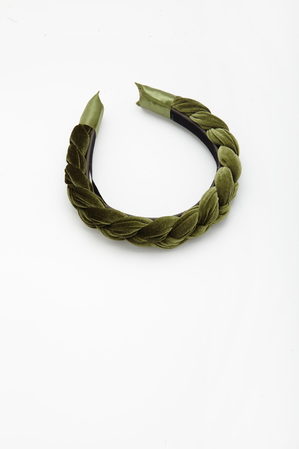 Aurora Headband Green