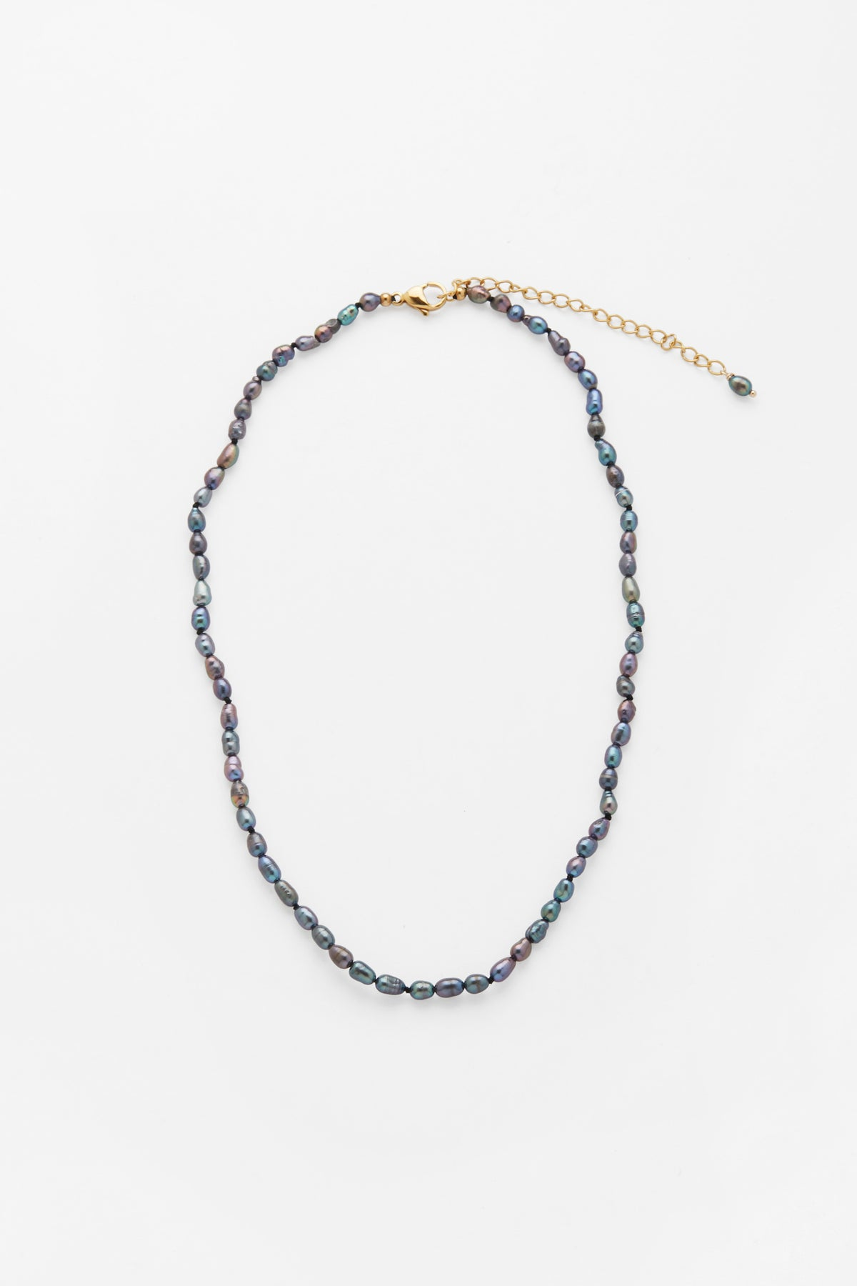 Black Nima Necklace