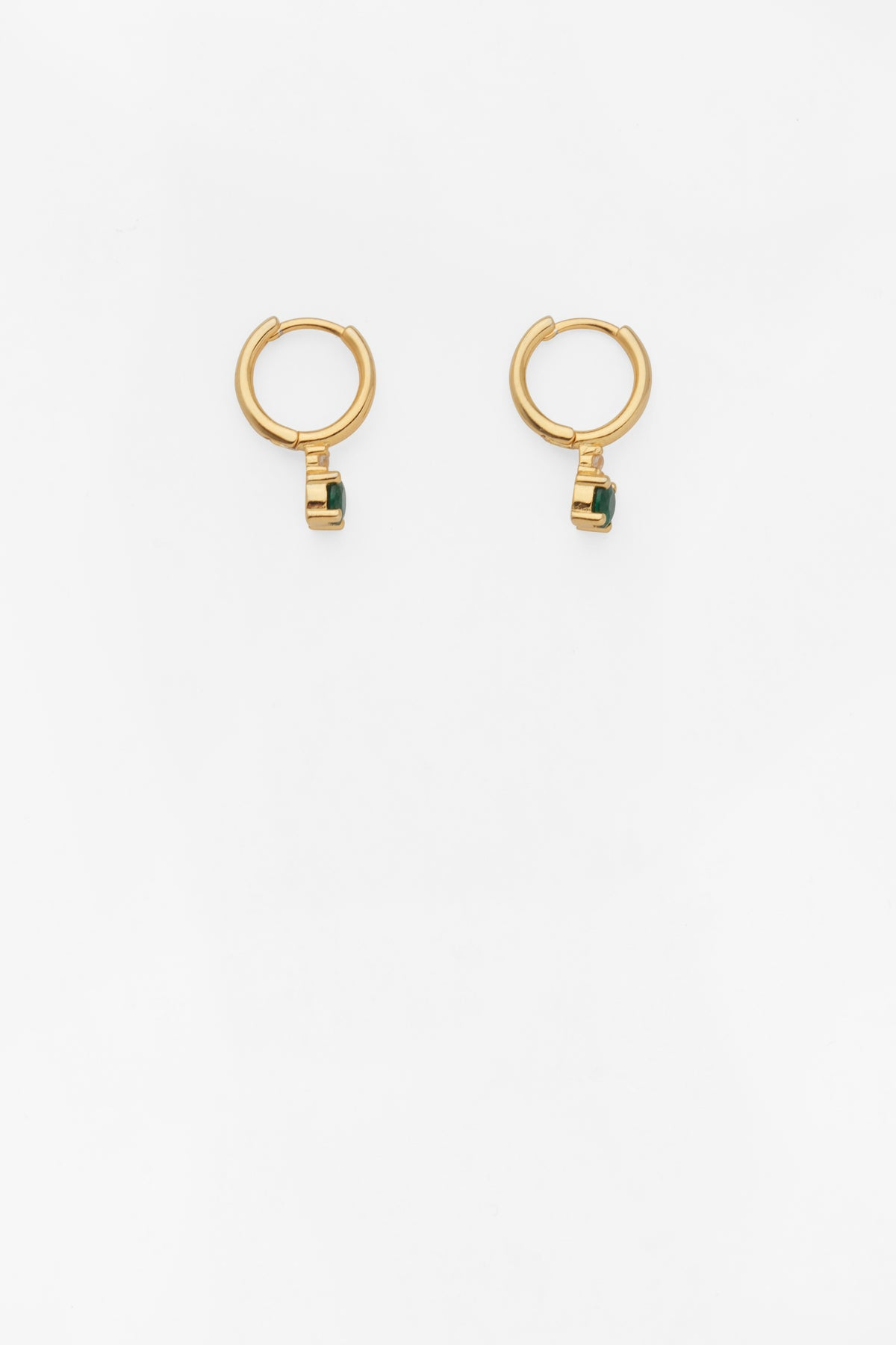 Campillo Earrings in Green PRE-ORDER