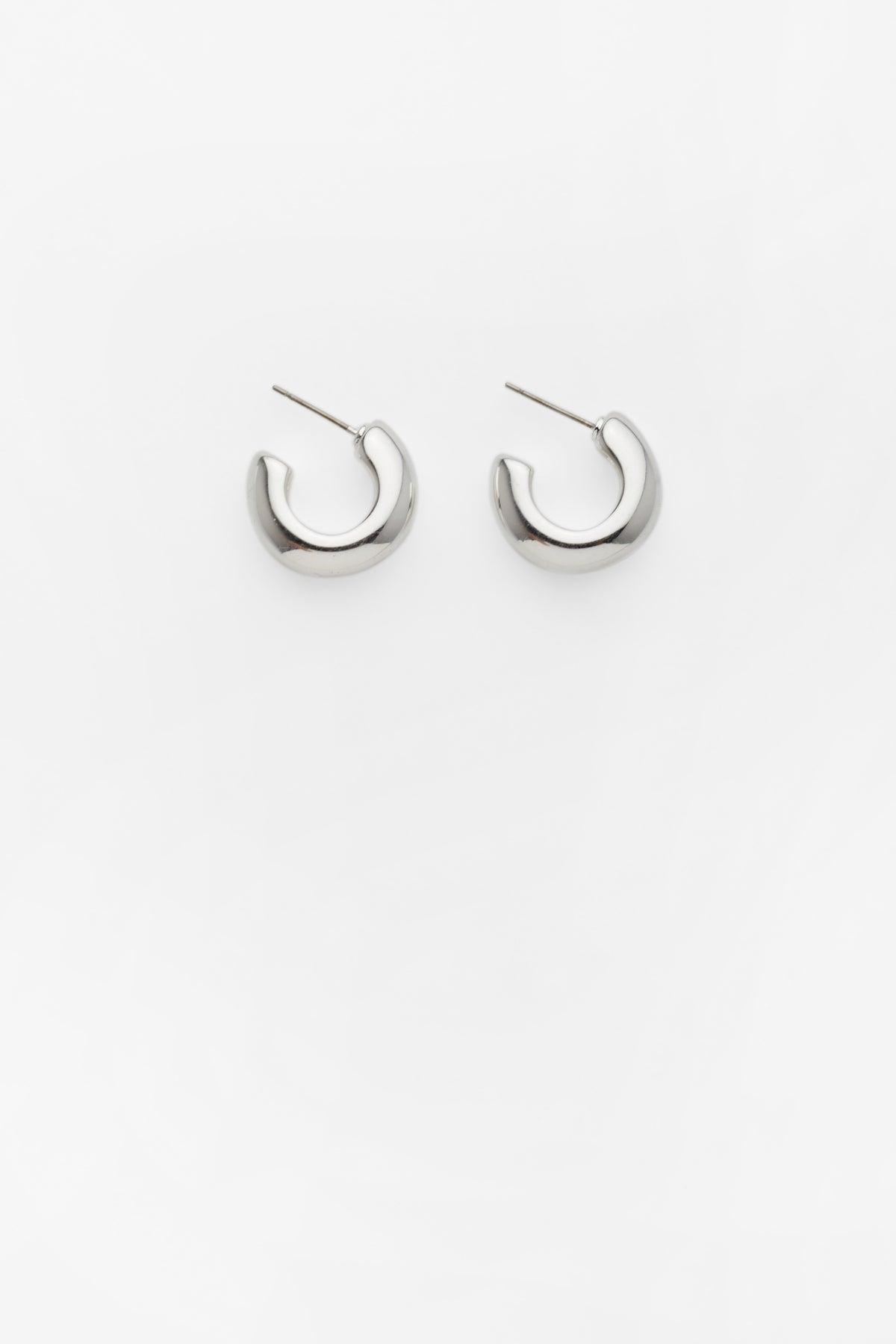 Catch 22 Hoops Silver
