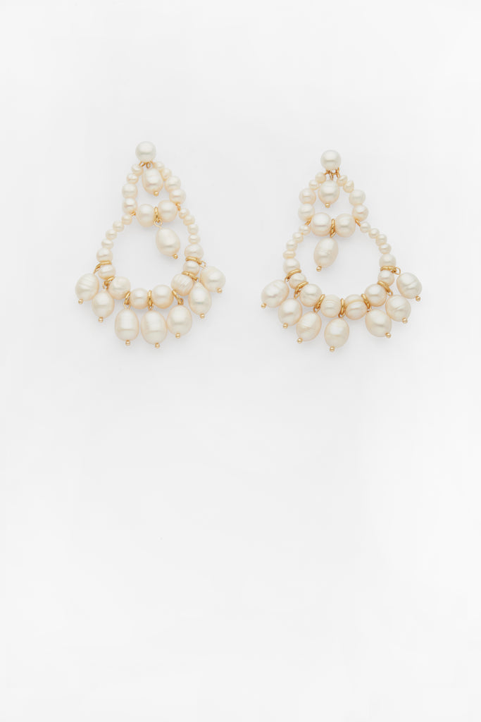 Forever Pearl Earrings