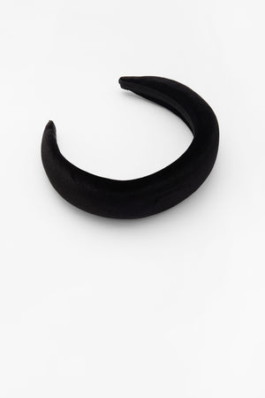 Francis Headband Black