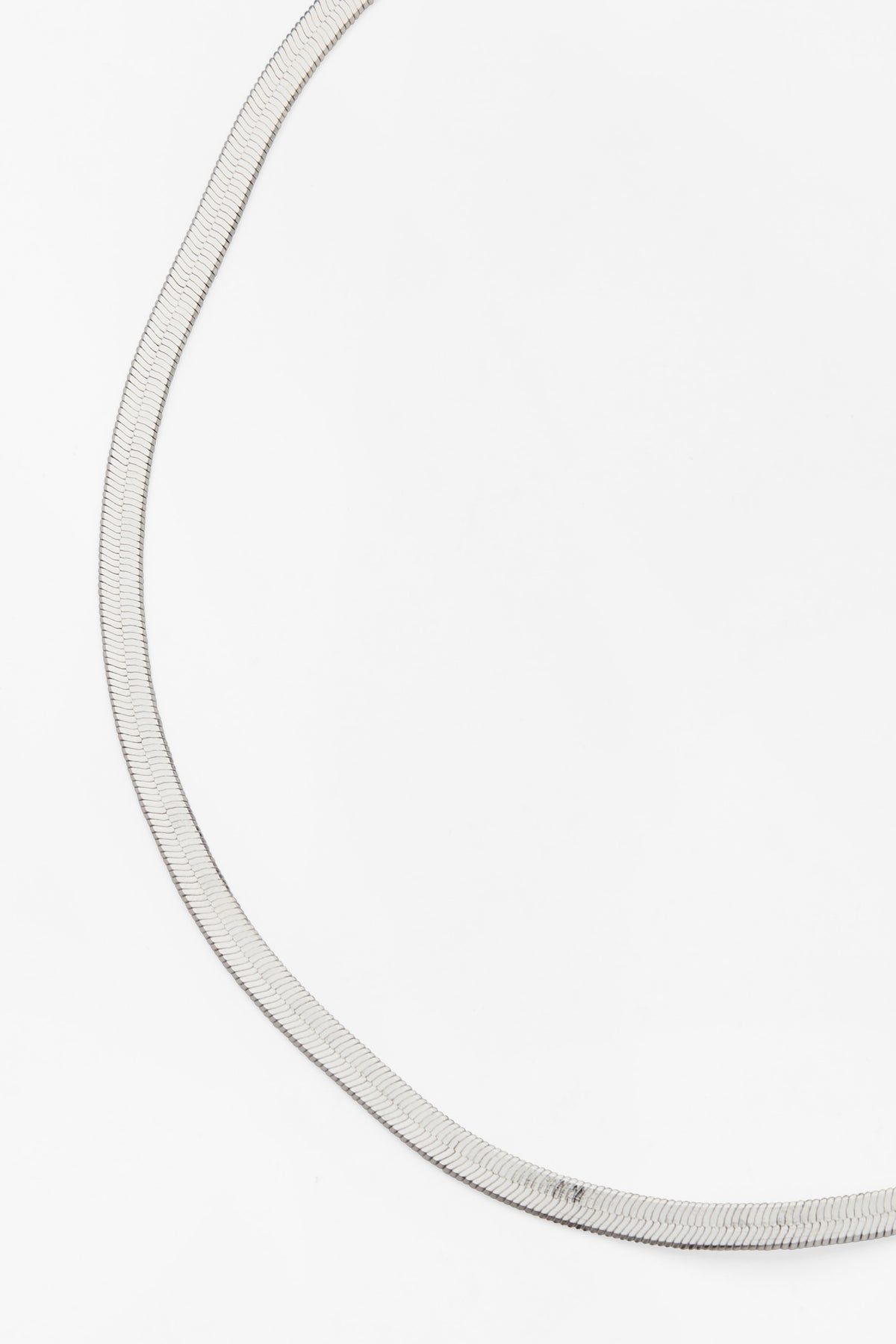 Halley Necklace in Silver