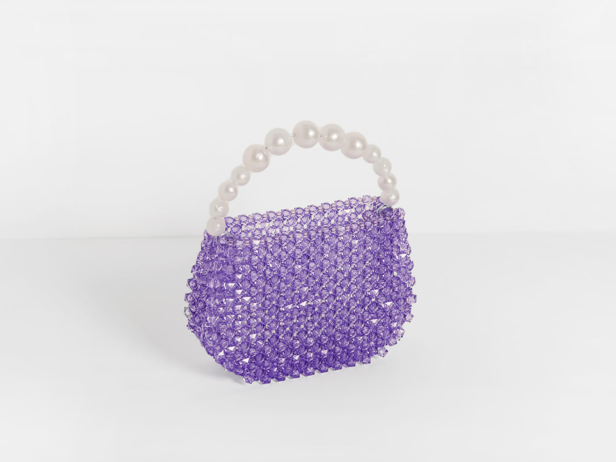 James Bag Purple